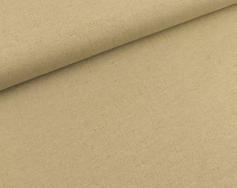 Organic Jersey linen look eucalyptus