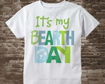 It's my BEarth Day t-shirt or Onesie Bodysuit, Perfect gift for anyone born April 22nd on Earth day 04052018c
