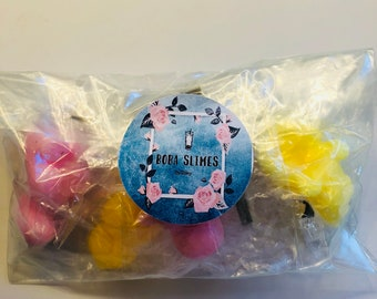5 pack of mochi squishies
