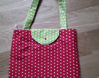 Foldable bag - shopping bag Tote