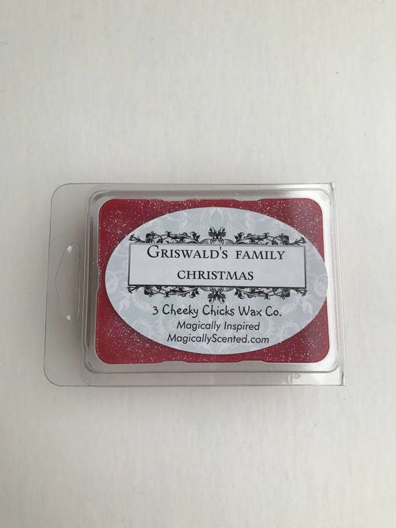 Griswald Family Chirstmas Wax Melts