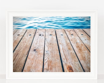 Jetty Life Photography Print