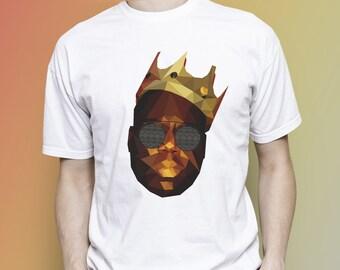 Notorious Big T-shirt, RAP men T-shirt, RAP women T-shirt, RAP people, Hip-Hop man, Hip-Hop woman, Hip-Hop birthday, Men Women clothing