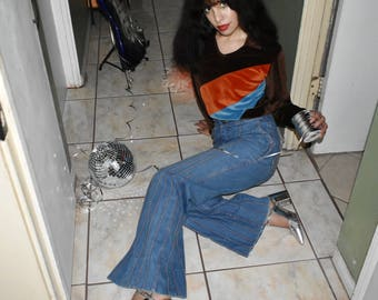 Vintage 70s FADED GLORY JEANS