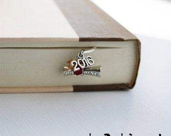 2016 Graduation Bookmark