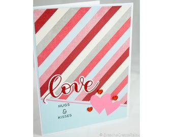 Handmade Valentines Set of 2