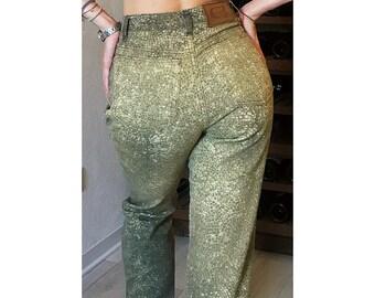 Roberto Cavalli- Mom Jeans - High waisted - size 26 waist