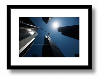 CHICAGO Architecture color Photograph, Sears Tower, Willis Tower, Office Decor, Home Decor