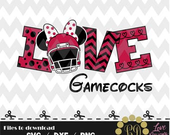Love JSU Gamecocks svg,png,dxf,cricut,silhouette,college,jersey,shirt,proud,bama,oklahoma,svg,cut,university,football,bulldogs,jacksonville