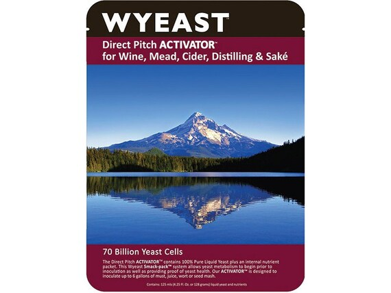 Home Wine Making Wyeast Activator 4767 PORT WINE Liquid Wine Making Yeast