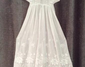 Antique Christening / Baptism / Naming Ceremony Gown