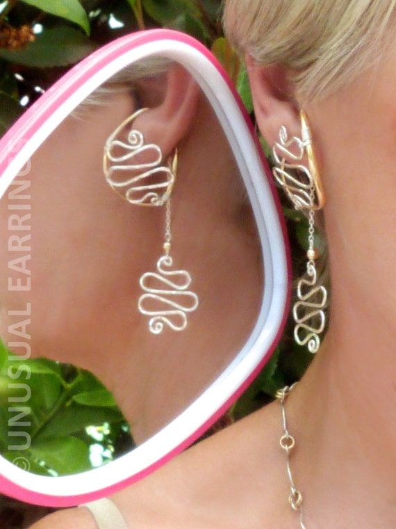 gold filled unpierced earrings non pierced ear cuff gold filled unpierced earrings non pierced earrings ear 3390