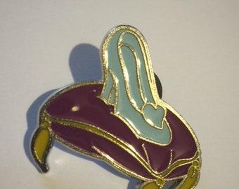 Cinderella Glass Slipper Needle Minder