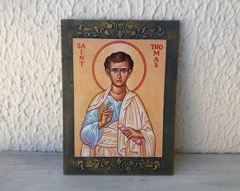 Saint Thomas,St Thomas,Doubting Thomas,Apostle Thomas,St Thomas Christians,Apostles of Christ,Christian Saint,Catholic Saint