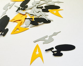 Star Trek Inspired Confetti (100pcs)