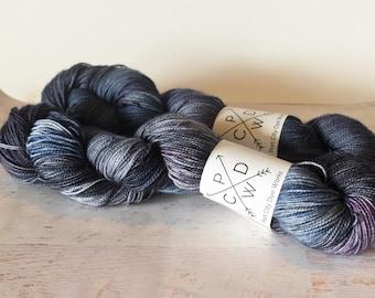 Joe Cain's Widows - Alabama Sock 80/20 Superwash Merino/Nylon - hand dyed yarn - Ready to ship