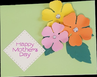 Mother's Day Card (blank inside)