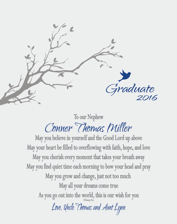 Graduation Gift for Daughter-Son-Granddaughter-Grandson