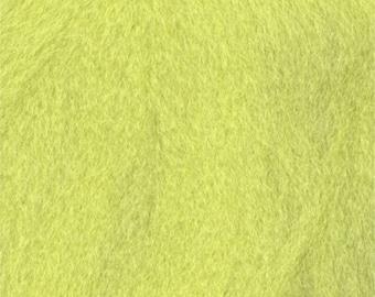 wool felting lime 7921