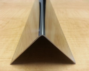 Stainless Steel Angle Mirror Finish 1 x 1