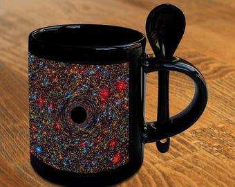 Black Hole Coffee Mug / Cup