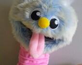 Enid the fuzzy furry donu...