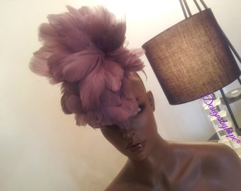 Haute Couture Headpiece