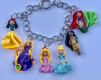 Disney Princess Bracelet
