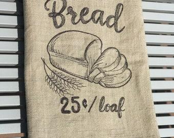 Kitchen Towel - Homemade Bread