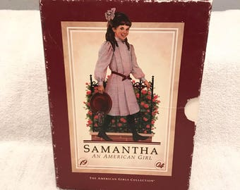 Vintage American Girl Books