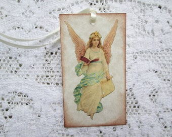 Angel Christmas Tags (12)