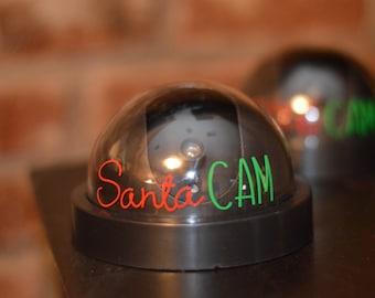 Santa Cam - Elf Cam - Realistic Santa Cam - Santa Camera - Elf Camera - Elf - Elf accessory - Santa Surveillance