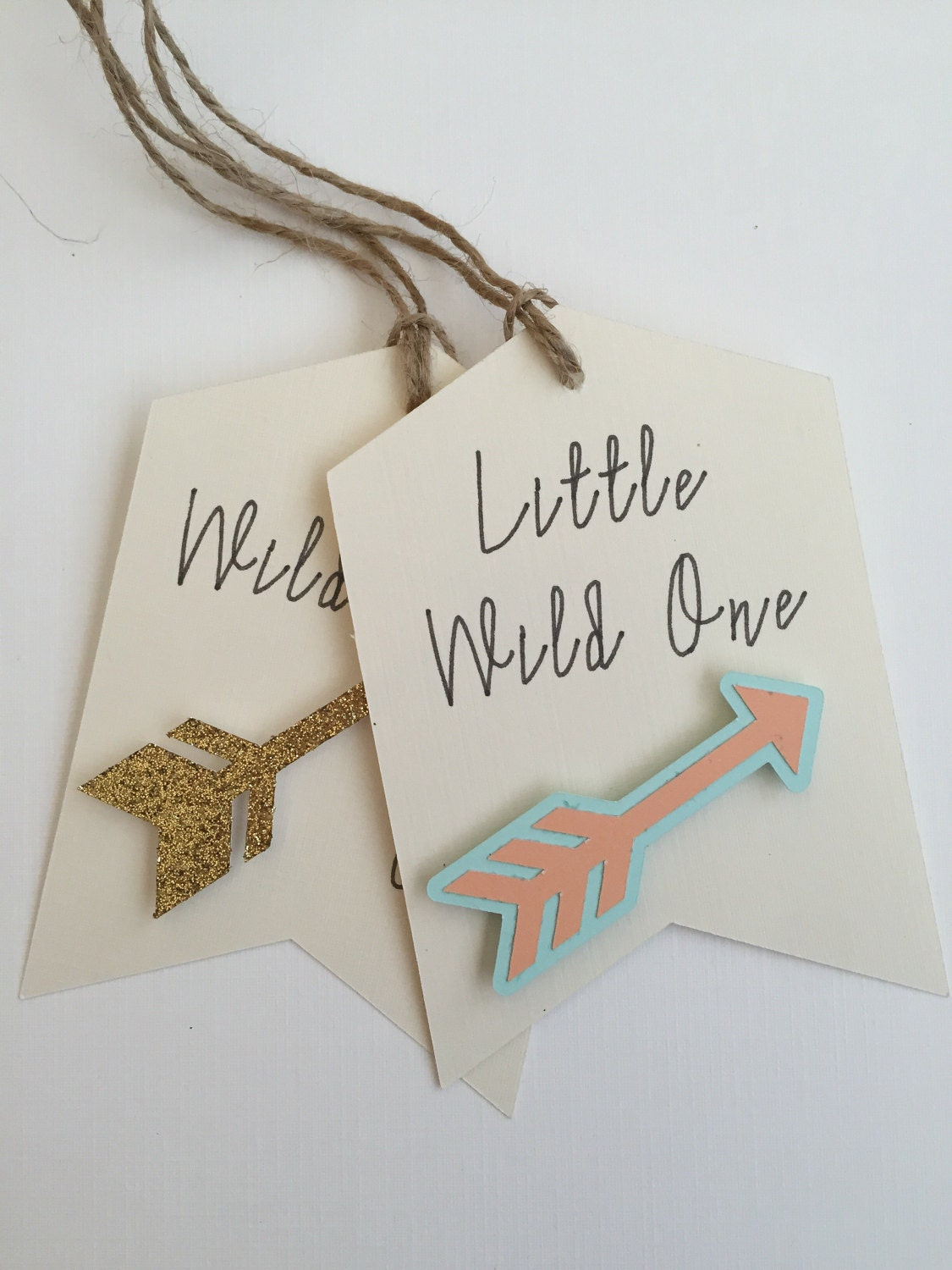 Boho Baby Shower Favor Tag, Wild One Favor Tags, Baby Arrow Tag ...