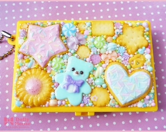 Kawaii Sweet  Card  Holder Case by Dolly House