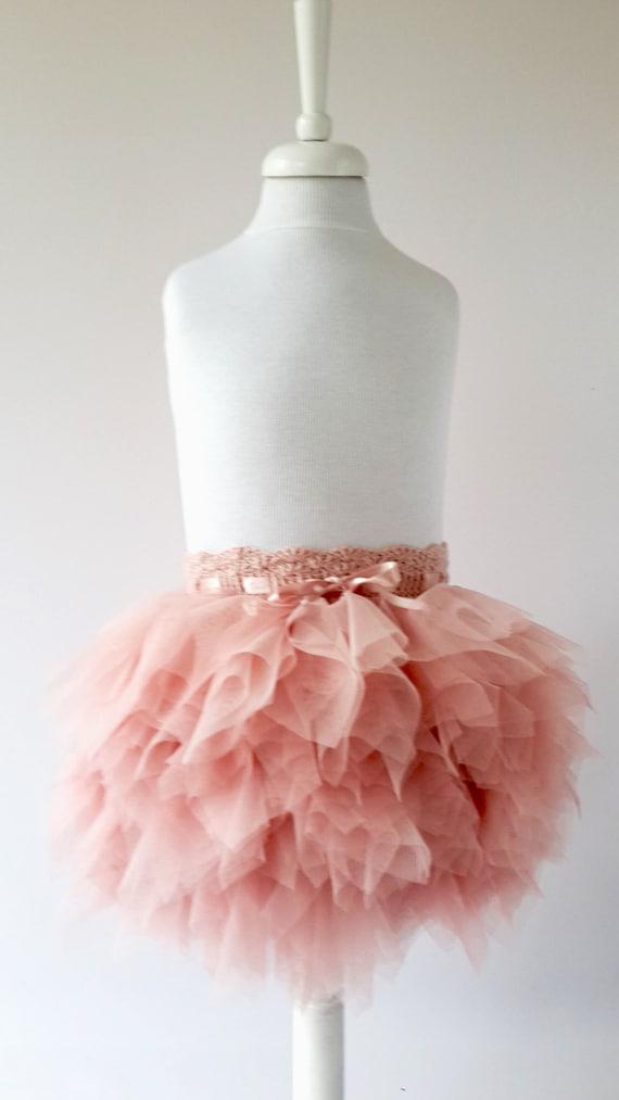 Ruffles Tulle Dress