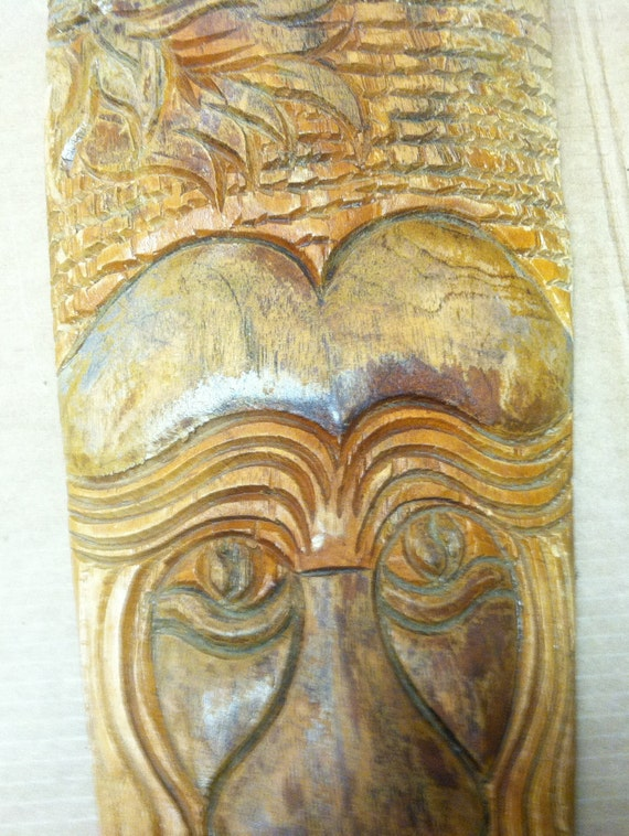 Nice Boyd Carved Wood Wall Decor Contemporary - Wall Art Design ...