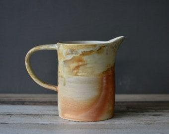 Ceramic Pitcher - wood fired