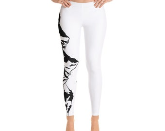 White Mountain Leggings