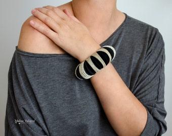 Bracelet papier - sur mesure