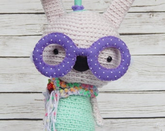 Amigurumi Bunny Art Doll Pippin