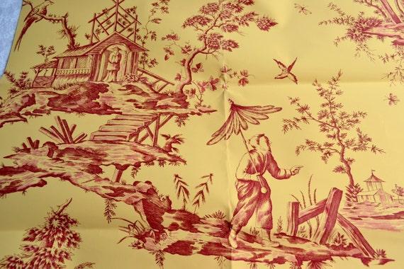 Boussac Chinoiserie Wallpaper