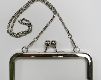 Purse Frame with Chain