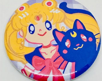 Pet Pals: Sailor Moon & Luna!