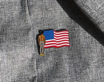 This is America - Childish Gambino, Soft enamel pin 1