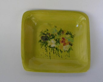 Mother's day jewelry dish