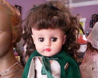"""Lass irlandaise 16"""" poupée Shannon de 1960"""