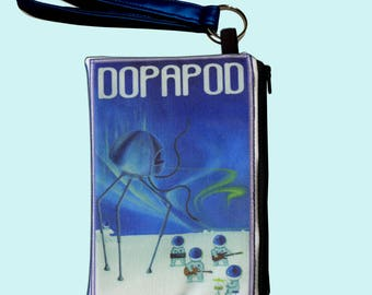 Dopapod War of the Worlds Bag by SBMathieu