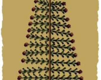 Deck the Halls (Tree)--4x4--INSTANT DOWNLOAD