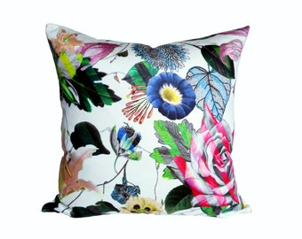 Malmaison Opiat designer pillow covers - Made to Order - Christian Lacroix