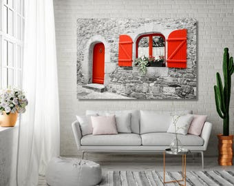 Coloursplash Canvas Print Home Decor- Wall Art - Modern Prints - Ready To Hang